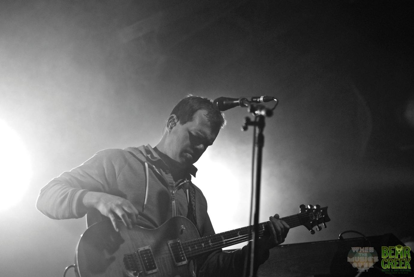 Brendan Bayliss | Umphrey's McGee | Bear Creek Music & Arts Festival 2014